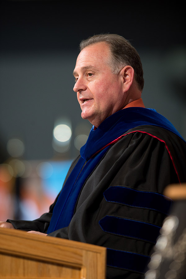 image of Provost Mark Hammond