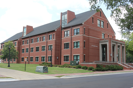 image of pat barker hall