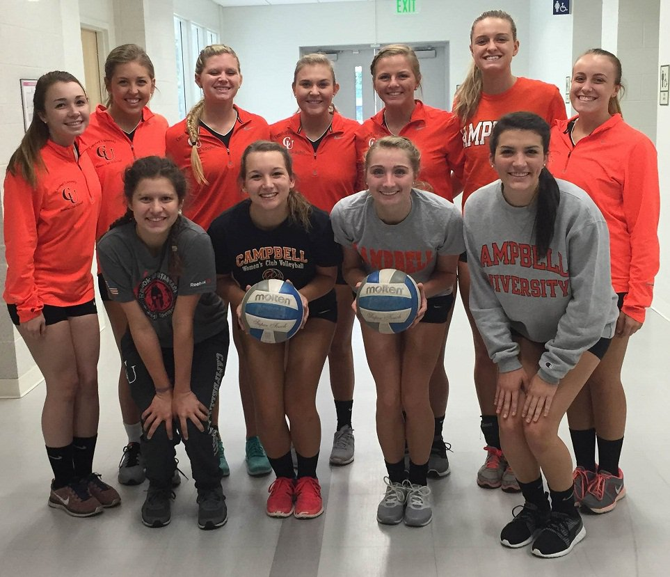 Women's Club Volleyball