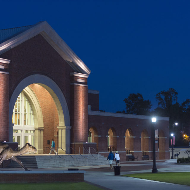 image of convocation center