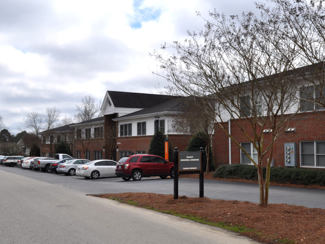 image of faculty memorial apartments