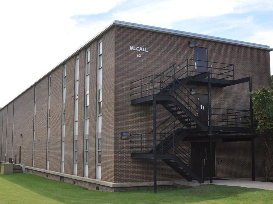 image of mccall hall
