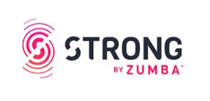 strong zumba logo