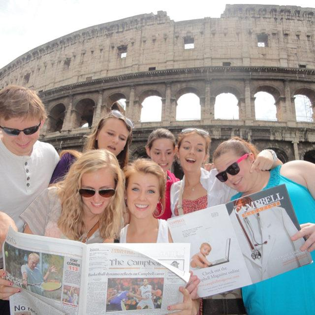 Italy & Germany study abroad trip
