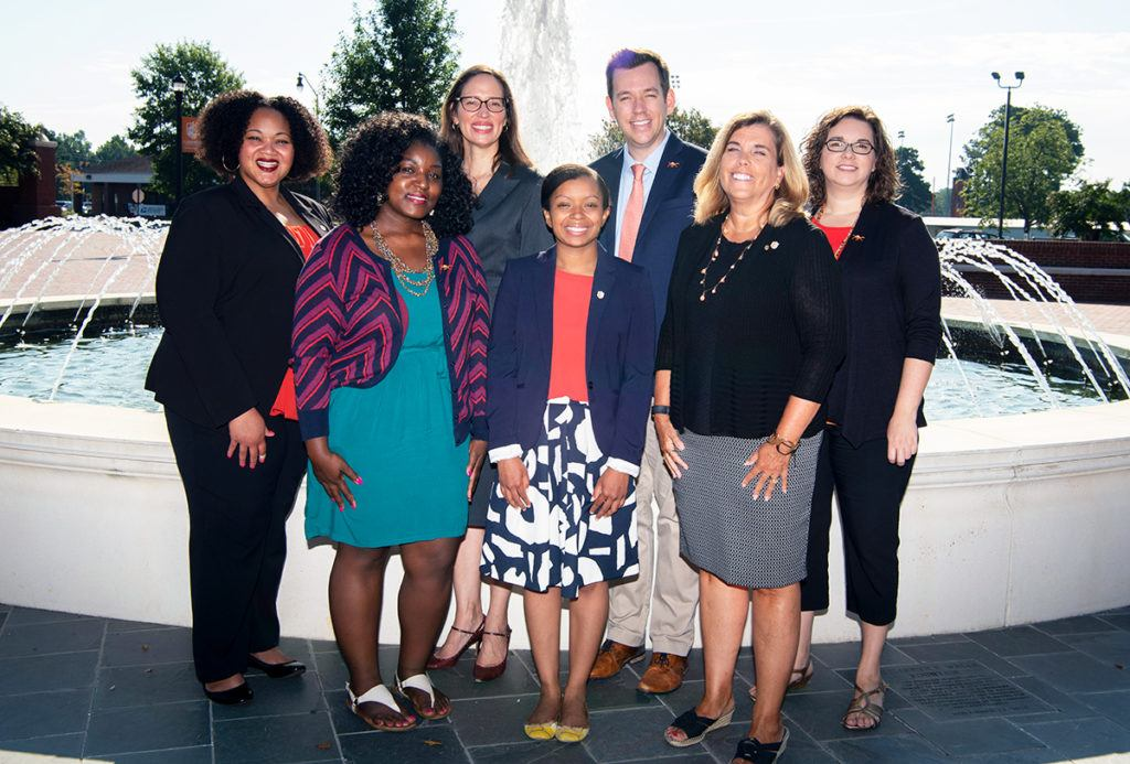 image of student success staff 2018