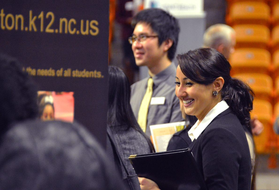 image of career fair