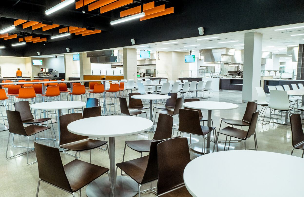image of dining services