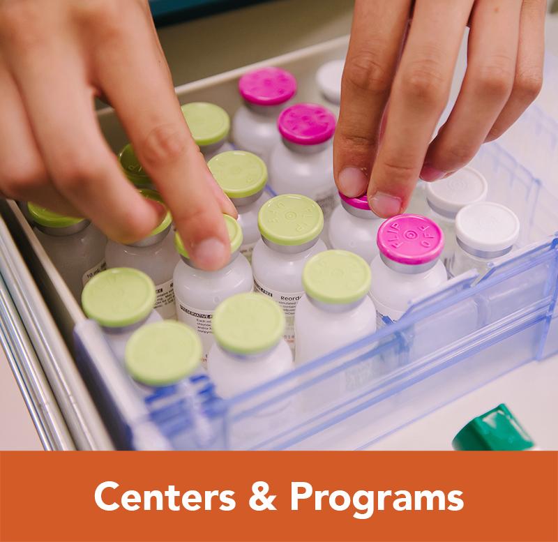 Centers & Programs