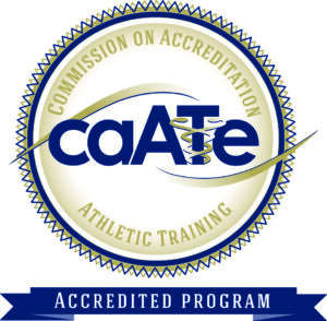 image of CAATE Accreditation Seal