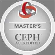 CEPH accreditation logo