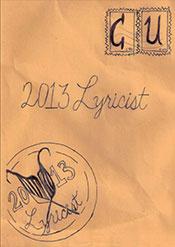 image of The Lyricist 2013