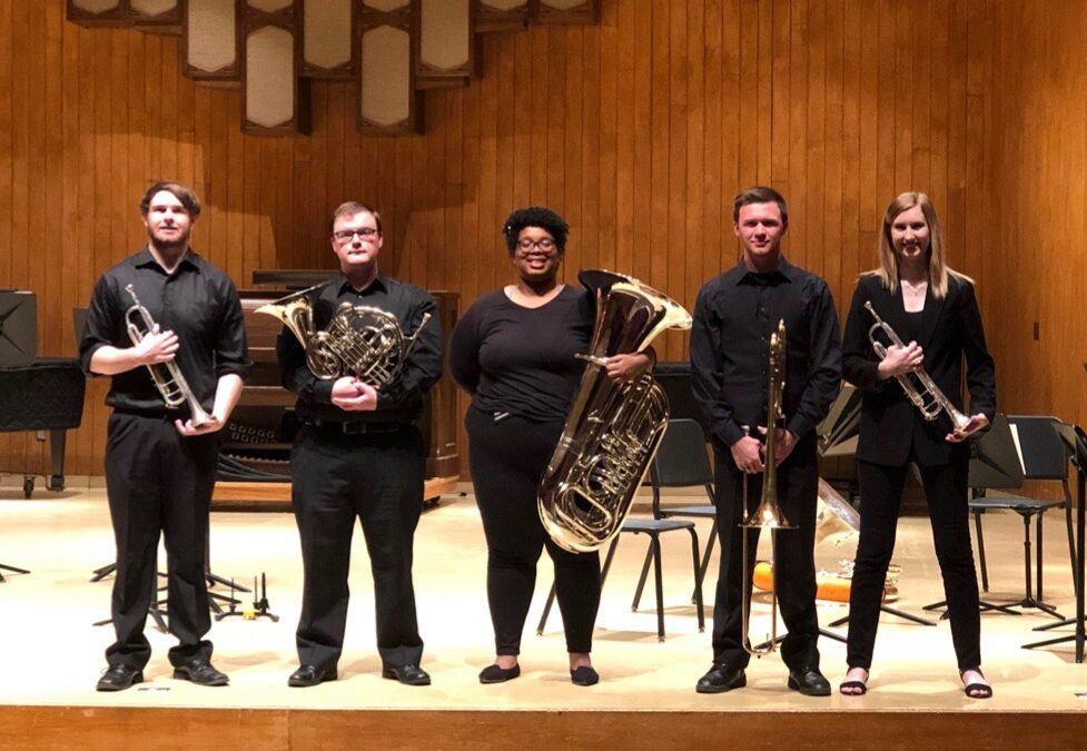 Campbell University Brass Ensemble