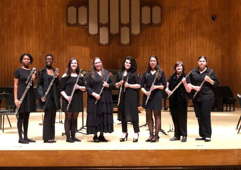 Campbell University Flute Ensemble