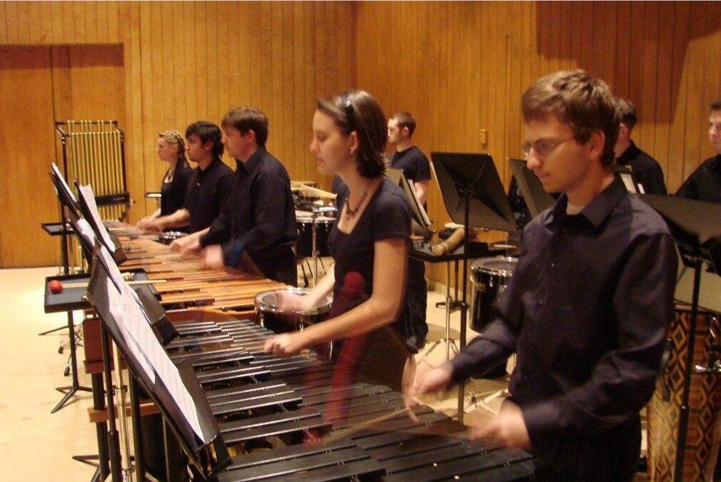 Campbell University Percussion Ensemble