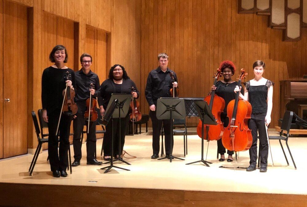 Campbell University String Ensemble