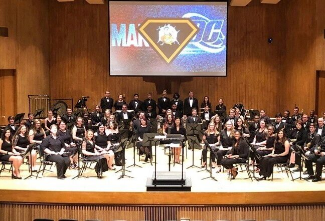 Campbell University Wind Ensemble