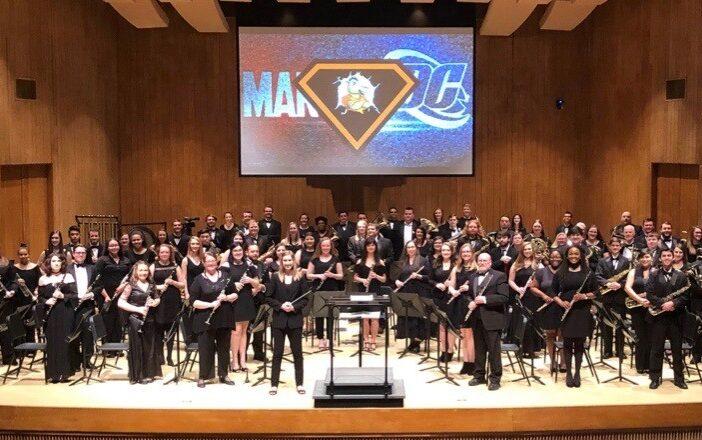 Campbell University Wind Symphony