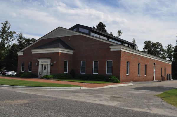 image of mclamb building