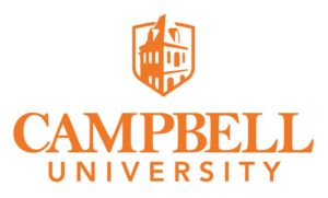 official campbell university wordmark