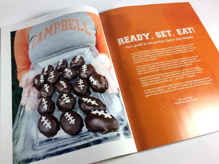 campbell magazine