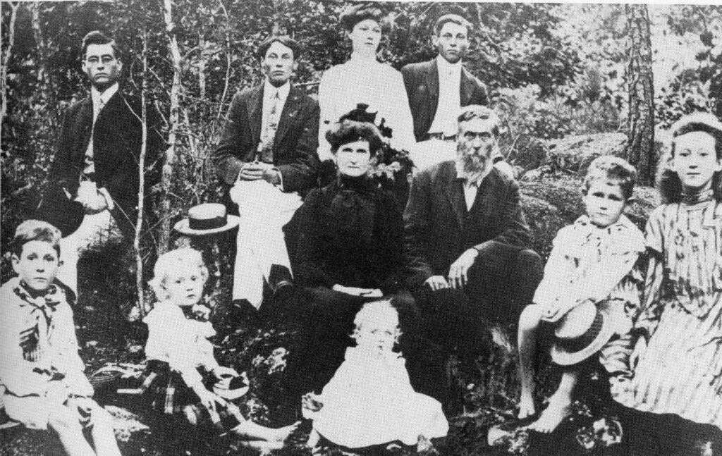Kivett Family