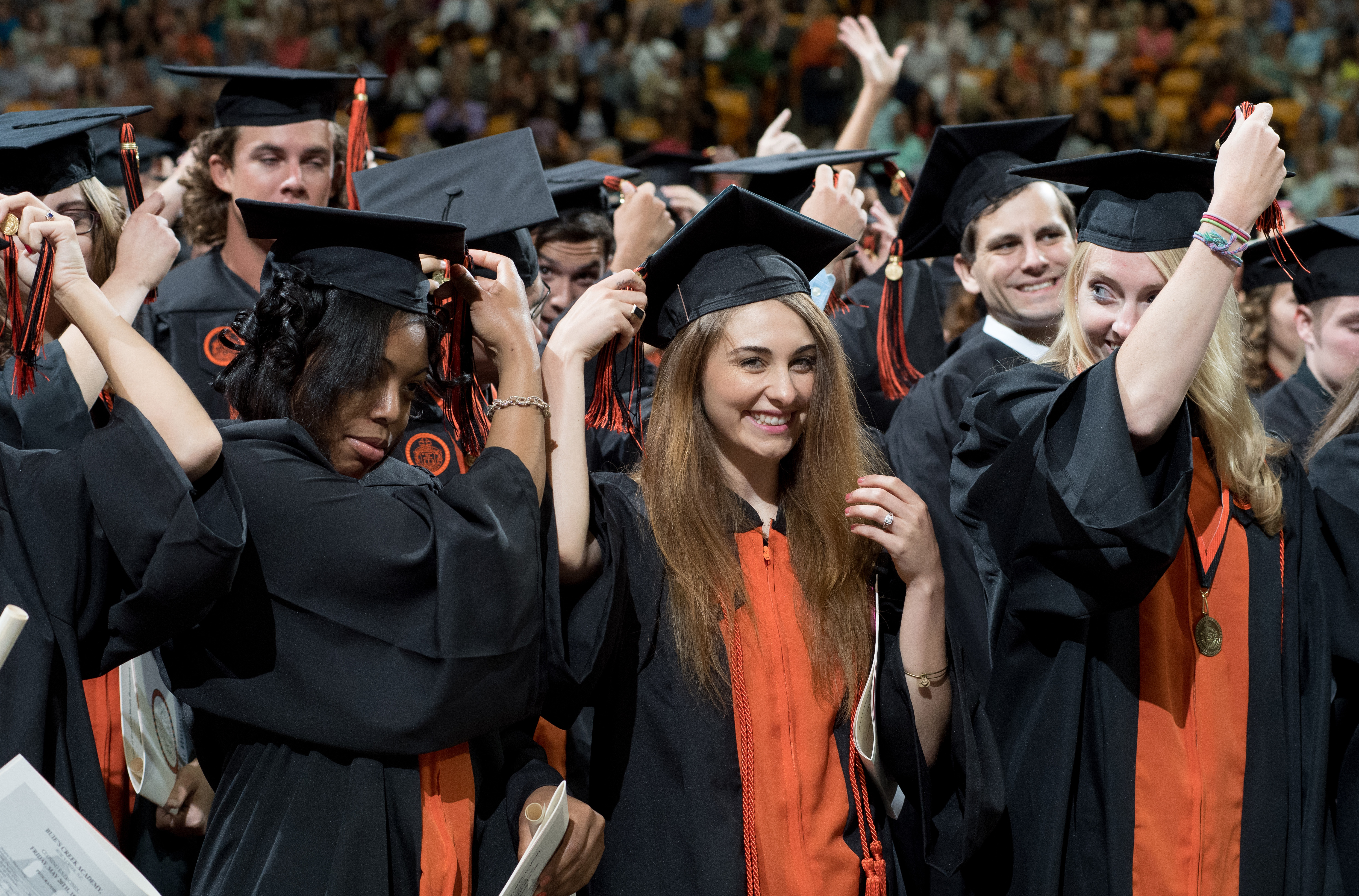 2016 Campbell University Spring Commencement