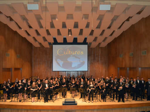 Photo of the Sandhills Wind Symphony