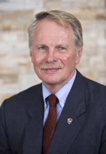 Photo of Campbell Law Dean J. Rich Leonard