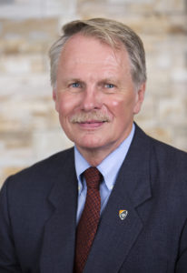 Campbell Law Dean J. Rich Leonard