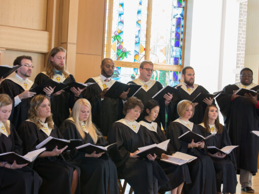 Photo of Campbell University Divinity Singers