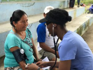 Schoo of Medicine Ecuador Medical Mission