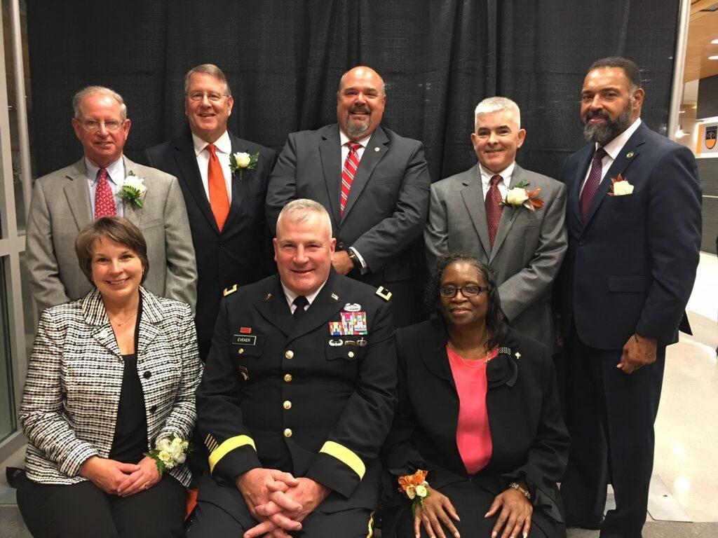 2017 Alumni Awards Recipients