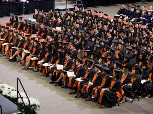 2017 CPHS Graduation