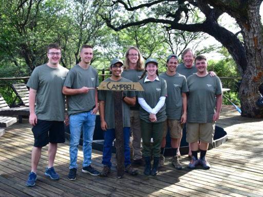 engineering students in botswana