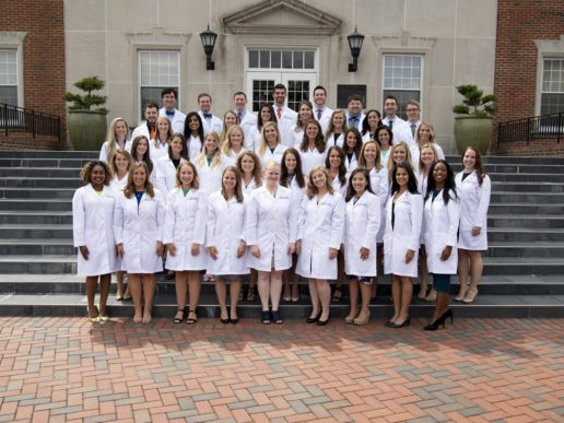 2018 PA Long White Coat Ceremony