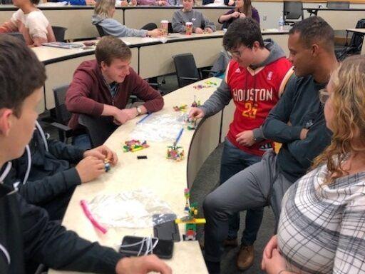 image of Lego workshop