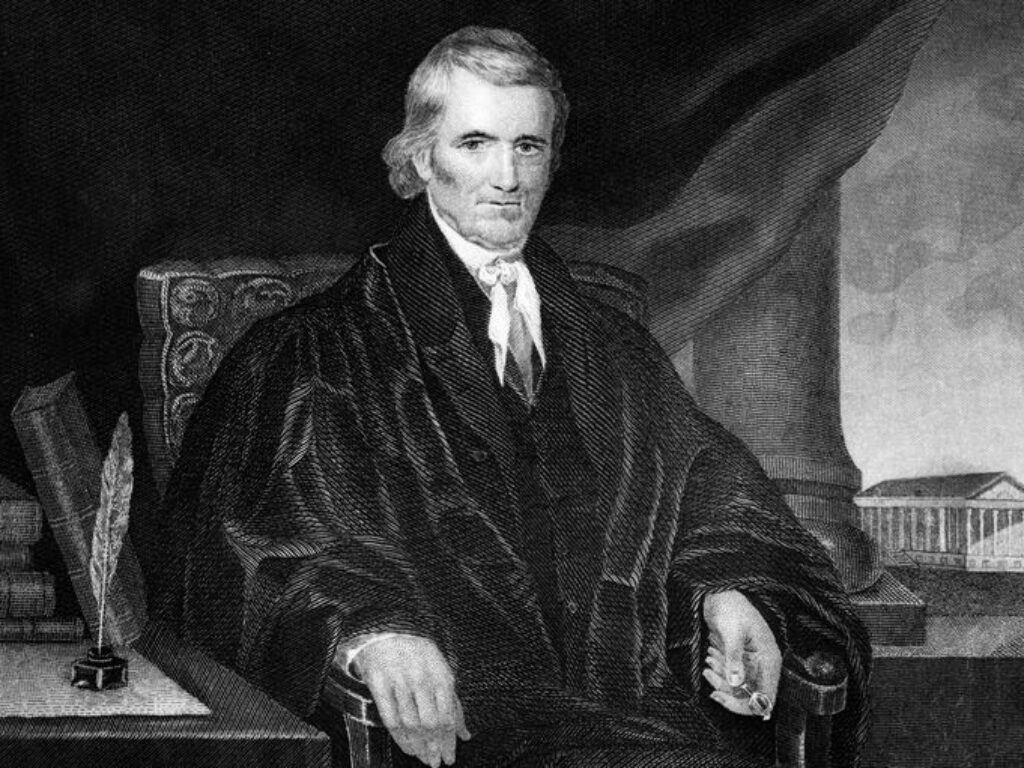 image of John Marshall