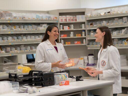 Resident in pharmacy