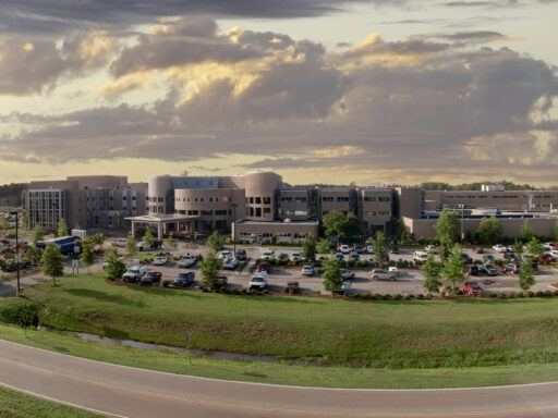 image of conway medical center