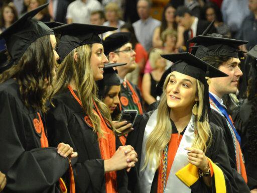 image of medicine graduates
