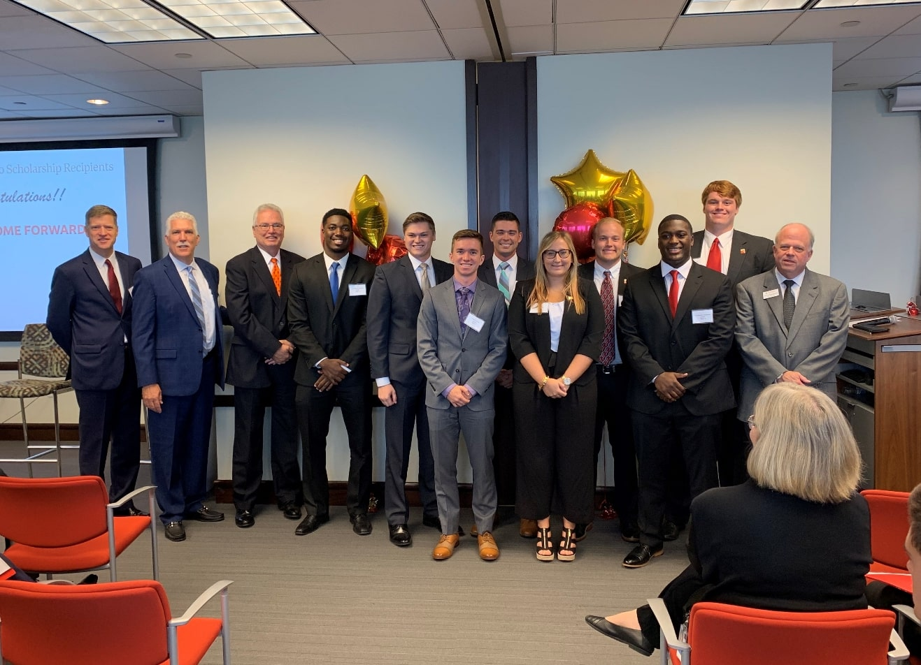 Wells Fargo expands scholarship fund for trust majors with