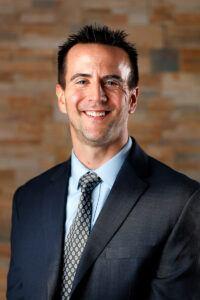 Photo of Professor Lucas Osborn