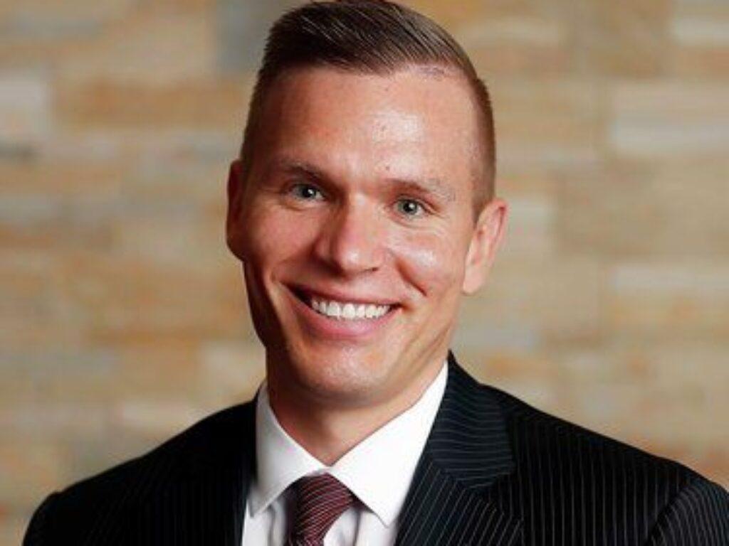 Photo of Law Professor Zac Bolitho