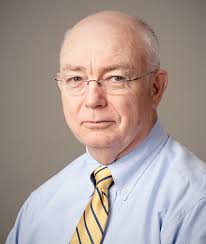 Photo of Law Professor Jim McLaughlin