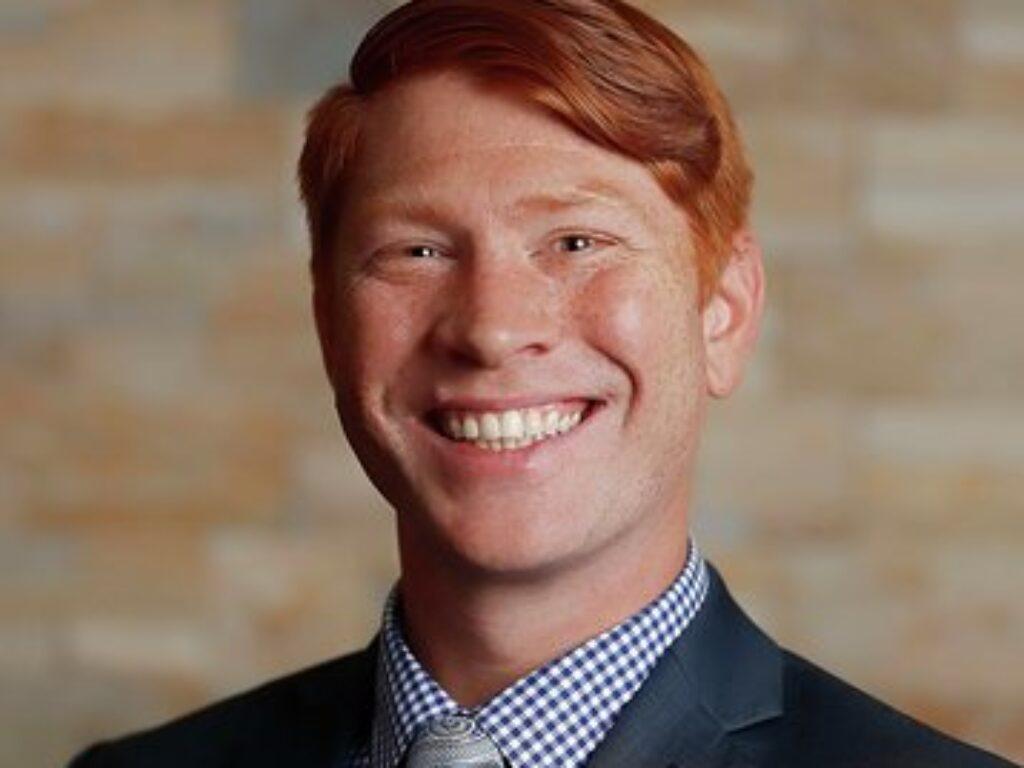 Photo of Professor Shawn Fields