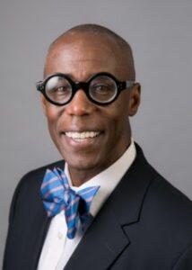 Photo of Professor Major Coleman