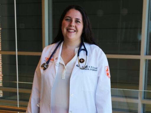 student doctor McDermott
