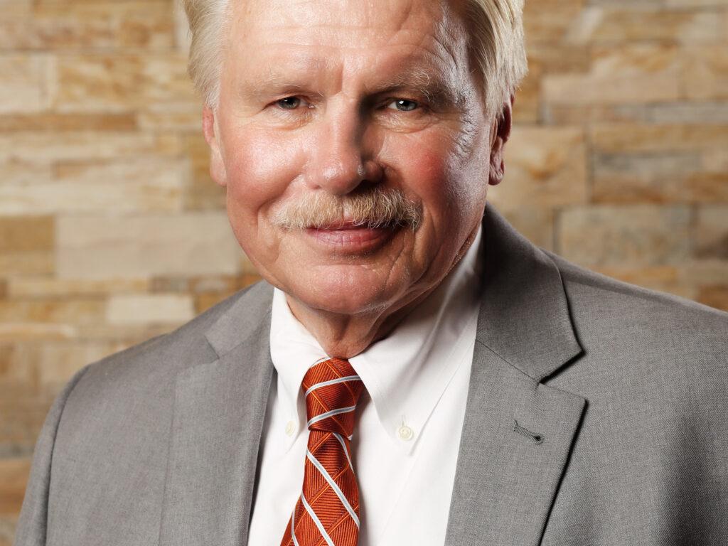 Photo of Law Dean J. Rich Leonard