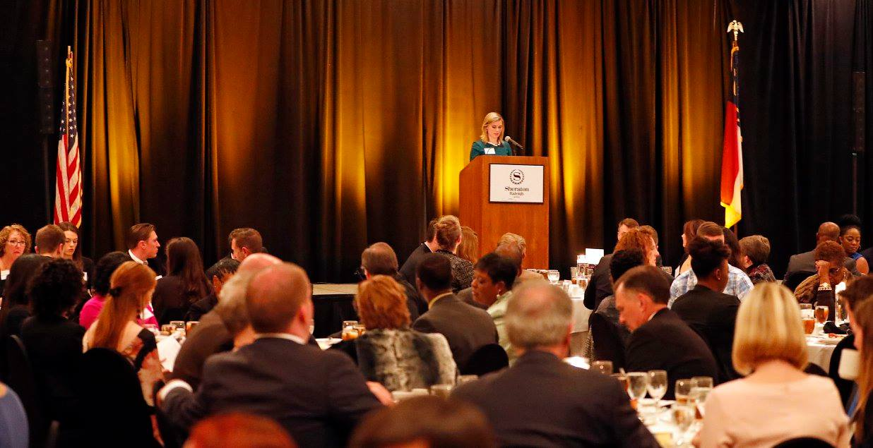 Photo of Family Day Law Awards Banquet