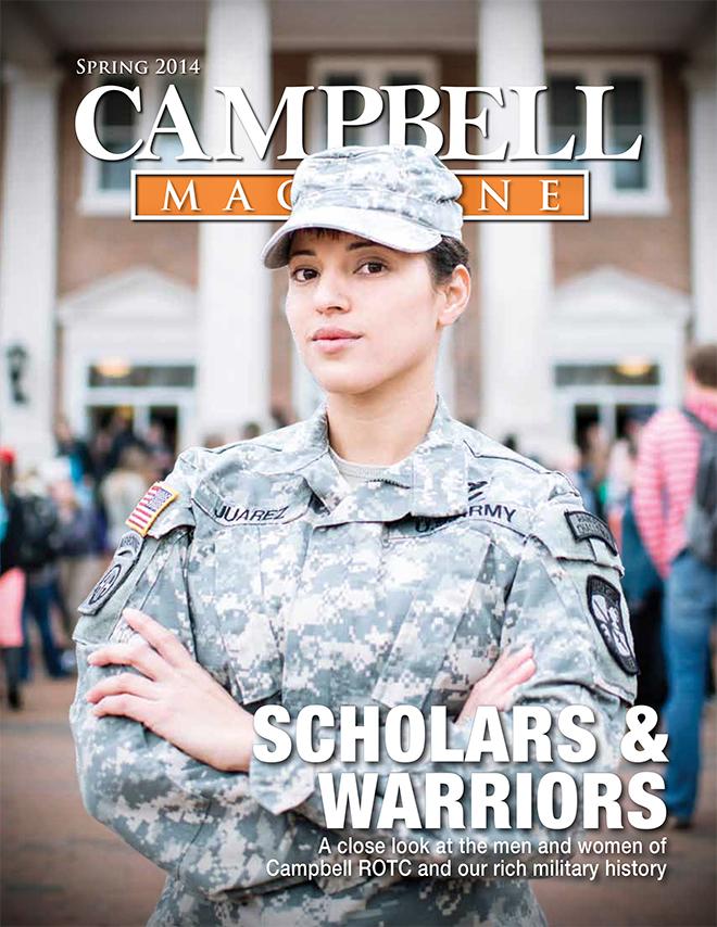 Spring 2014 magazine cover